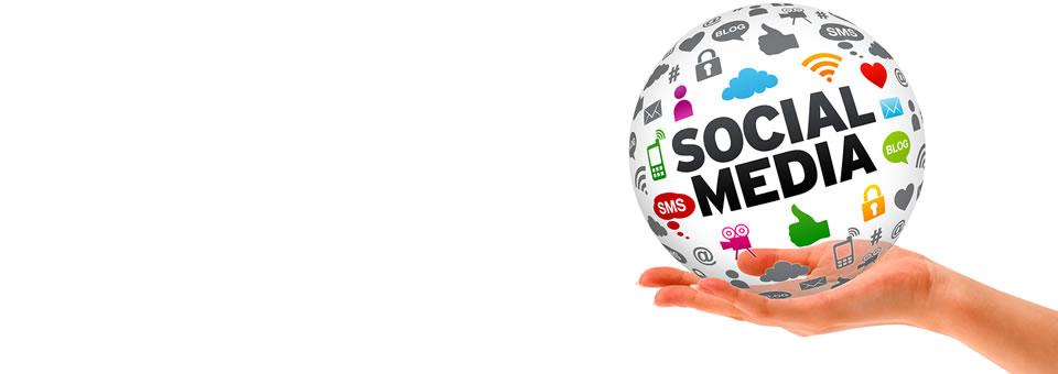 Mídias Sociais e Newsletter