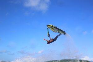 Bruno Jacob faz treino radical para o Mundial de Freeride