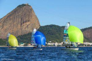 Bruno Landgraf realiza últimos treinos para os Jogos Paralímpicos