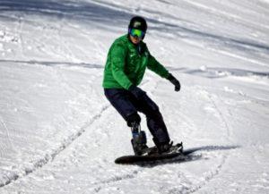Andre Cintra busca classificação para os Jogos de Inverno de 2018