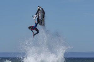 Brasileiro fica entre os cinco melhores no Mundial de Motosurf Freeride