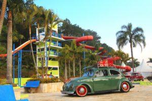 Magic City terá o 5º Encontro de Carros Antigos no Dia dos Pais