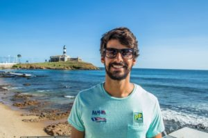 Bruno Jacob estreia no Mundial de Freeride Motosurf 2018