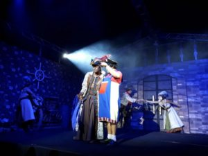 Sucesso de público, Magic Motion- Balada Pirata terá novas apresentações essa semana