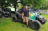 Andre Cintra finaliza rally no Nordeste brasileiro
