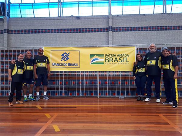 Segunda etapa das seletivas da Seleção Brasileira Masculina de Voleibol de Surdos acontece no próximo fim de semana (24/08)