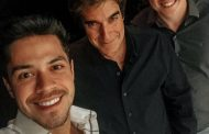Ilusionistas brasileiros encontram David Copperfield em Las Vegas