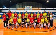 Brasil ganha primeira partida do Panamericano de Vôlei de Surdos, em Brasília