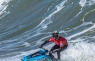 Atual campeão Sul-Americano de motosurf desembarca no Paraguai para manter título