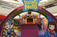 Evento Canal Luccas TOON acontece no Shopping ABC até dia 9 de fevereiro