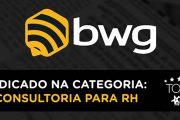 BWG é indicado ao prêmio TOP OF MIND de RH