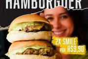 Dia do hambúrguer: hamburgueria Happiness cria ação de doação voluntária para ONGs de São Paulo
