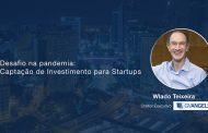 Desafio na pandemia: captação de investimento para startups