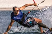 Sem competições na neve, Andre Cintra realizada expedição de kitesurf no Maranhão (MA)