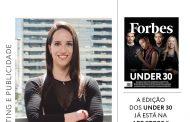 CEO da Chiligum é eleita nova Under 30 pela Revista Forbes na categoria Marketing e Publicidade